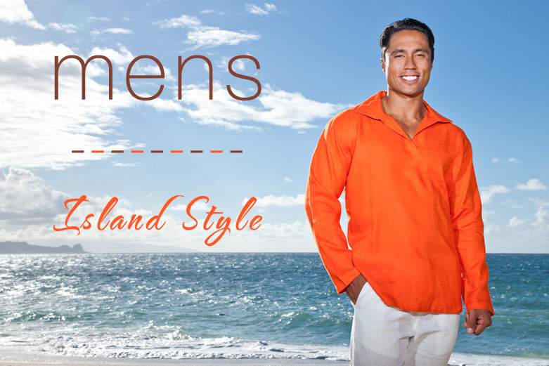 102303616 Men's Beach Wedding Attire - Island Importer