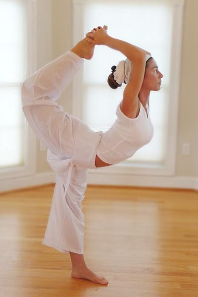 Yoga pants with side cutouts-3436