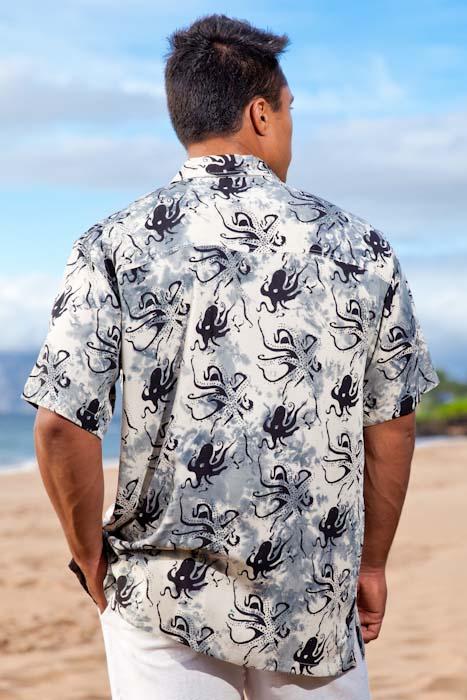 Mens Beach Wedding Shirts