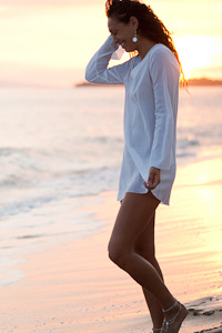 Island Importer -  Kelapa Tunic 