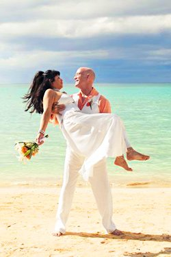 Island Importer - Beach Wedding Attire