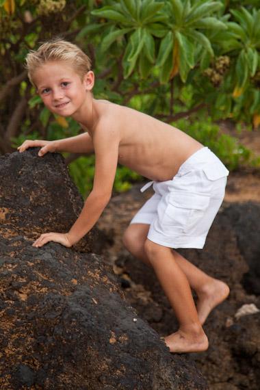 Boy's Cabo Shorts