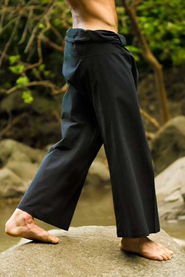 Fisherman Yoga Pant