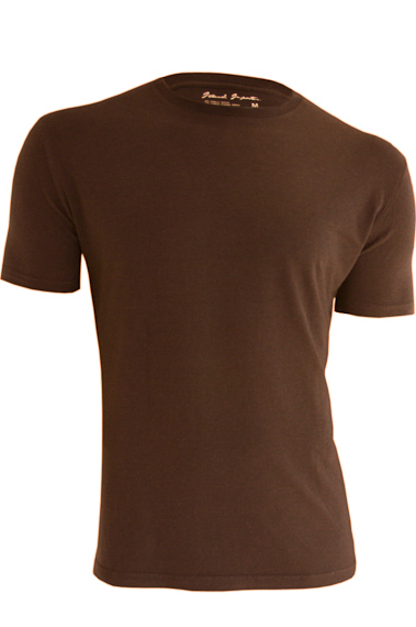 Spirit Bamboo T-Shirt Chocolate