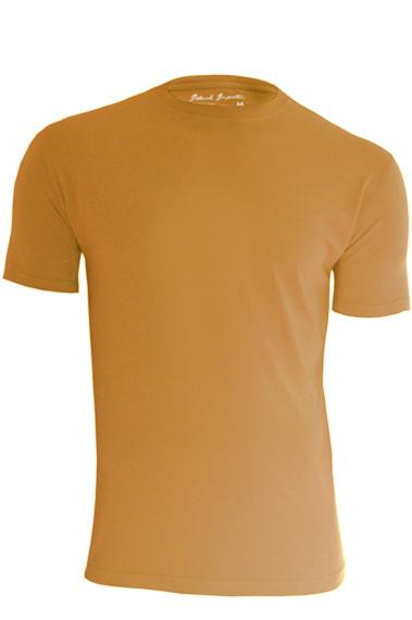 Spirit Bamboo T-Shirt Mustard