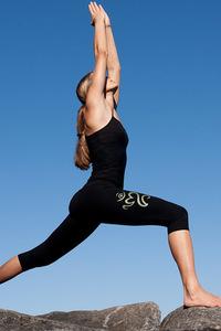 Bali Om Yoga Pants