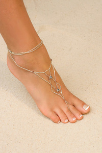 Foot Jewelry - Celtic Design