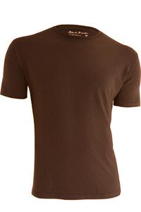 Spirit Bamboo T-Shirt Chocolate