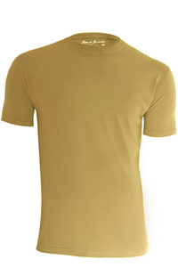 Men's Bamboo & Organic Cotton Blend Jade Green T-Shirt
